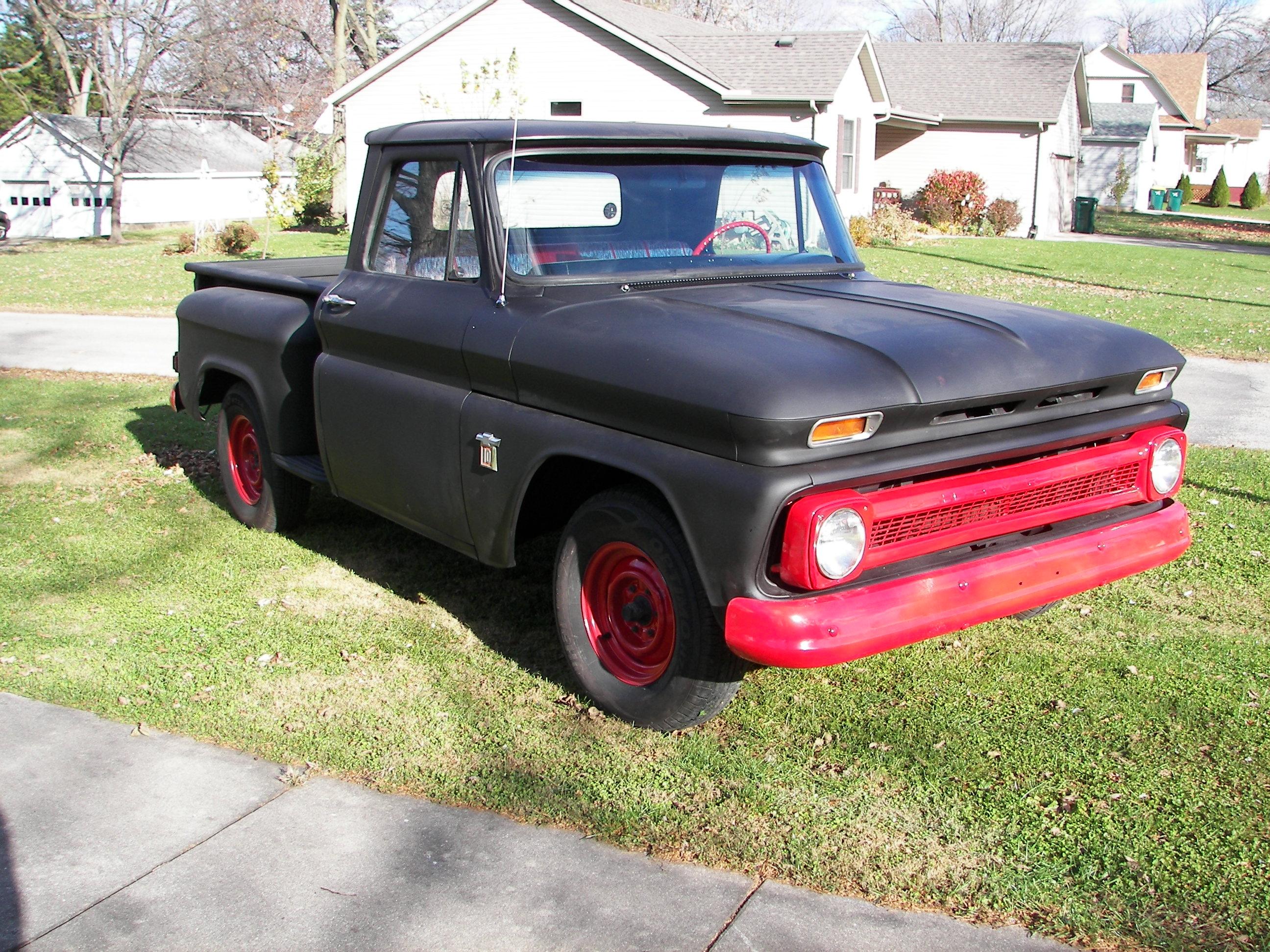 1964 C10